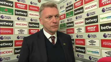 Moyes: We missed big chances