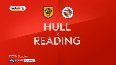 Hull 0-0 Reading