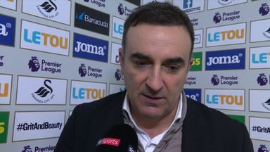 Carvalhal rues missed chances