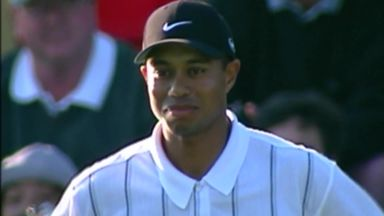 Tiger Woods: Top 10 shots