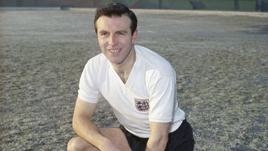 Martin Tyler pays tribute to Jimmy Armfield