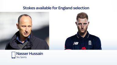 Hussain: Stokes decision difficult