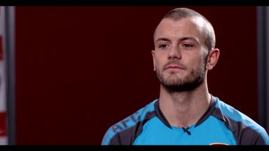 Wilshere's 'good' relationship with Wenger