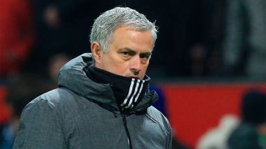 Mourinho has 'chip on his shoulder'