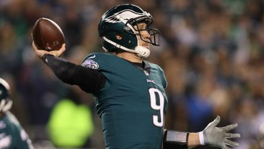 Foles fantastic for Eagles
