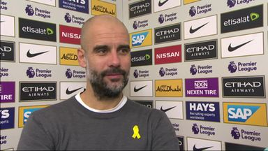 Guardiola: We were outstanding