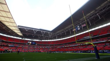 UK an 'amazing market' for NFL team