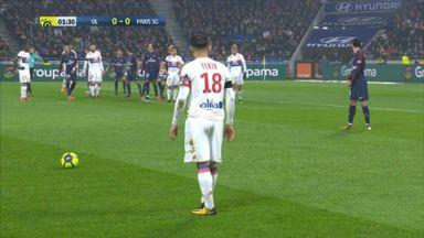 Fekir scores stunning free-kick