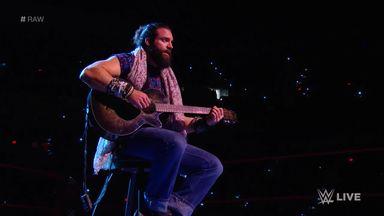 Elias debuts a new ballad