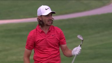 Abu Dhabi: Fleetwood's top 5