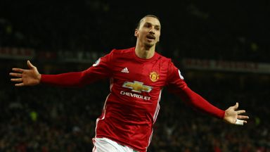 Mourinho: Zlatan has role to play