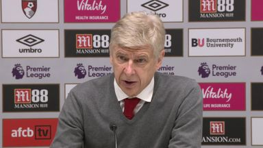 Wenger: Sanchez on standby