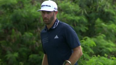 Dustin Johnson: Top 5 shots
