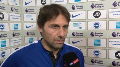 Conte praises Chelsea performance