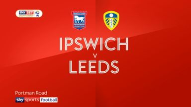 Ipswich 1-0 Leeds