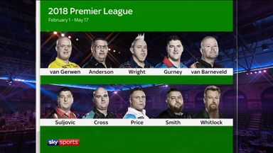 Hearn announces Premier League stars