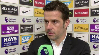 Silva: Performance was too passive
