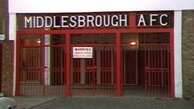Middlesbrough fans come to Hartlepool aid