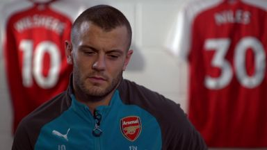 Wilshere uncertain on Arsenal future