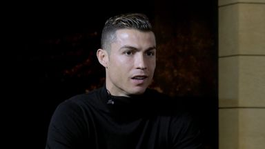 Ronaldo dreams of movie career