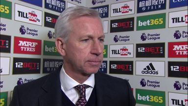 Pardew: We worked on set plays