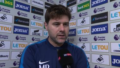 Poch: We deserved the victory
