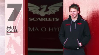 Scarlets' backrow boys