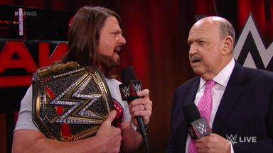 'Let me tell ya something Mean Gene!'