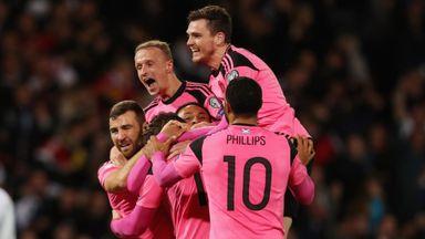 Rodgers worried by Scotland friendlies