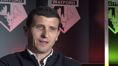 Gracia: I'm happy to be at Watford
