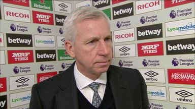 Pardew: It was a heartbreaking loss