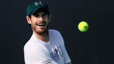 'Murray can play great tennis on return'