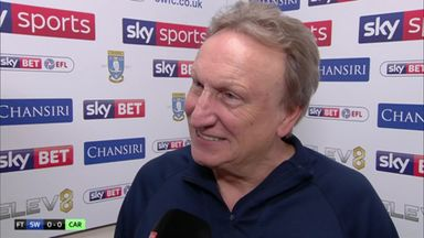 Warnock disappointed with disallowed goal