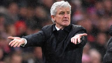 McClaren sympathises with Hughes