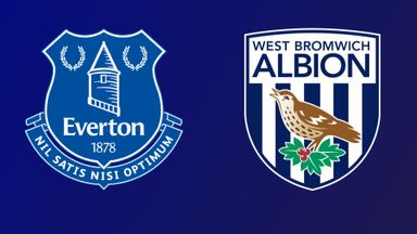 Everton v West Brom
