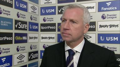 Pardew: We could have won