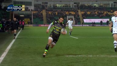 Foden scores stunning try!