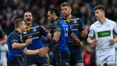 Leinster 55-19 Glasgow