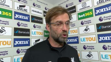 Klopp: Not a good game for us