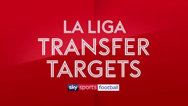 La Liga - January Transfer Targets