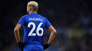 Transfer Target: Riyad Mahrez