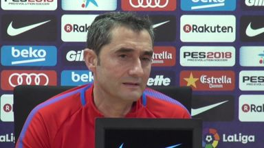 Valverde: Coutinho a great player