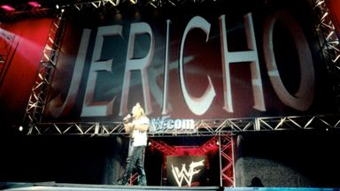 Raw 25: Jericho's debut