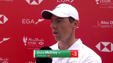 McIlroy 'really pleased'