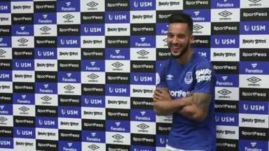 'I want to take Everton to next level'