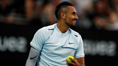 'Complacency costing Kyrgios'