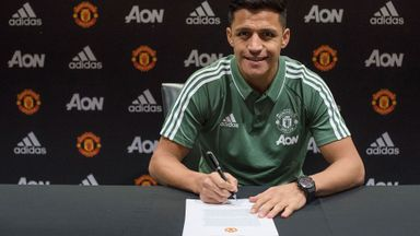 How will Sanchez fit into United?