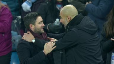 Guardiola: We tried until the end