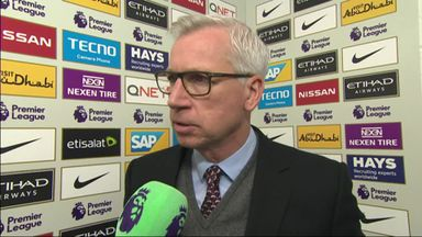 Pardew: A difficult night