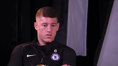Ross Barkley reflects...